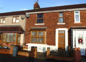 Thumbnail 2 bed terraced house for sale in Harcourt Road, Rodbourne Cheney, Swindon