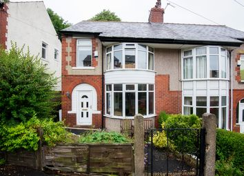 Thumbnail 3 bed semi-detached house for sale in Rothwell Drive, Halifax