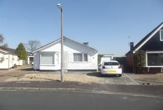 Thumbnail 3 bed bungalow to rent in Croftgate, Fulwood