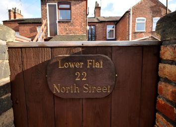 Thumbnail 1 bed flat for sale in North Street, Congleton