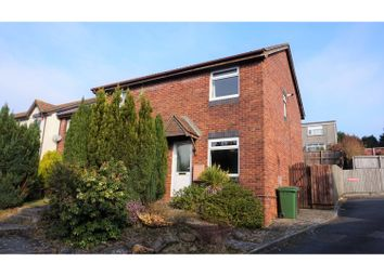 Thumbnail 2 bed semi-detached house for sale in College Dean Close, Plymouth
