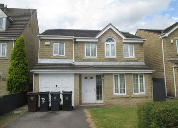 Thumbnail 4 bed detached house to rent in Loxley Close, Bradford, West Yorkshire