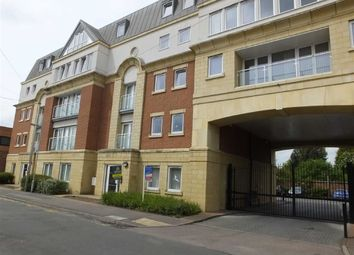 Thumbnail 2 bed flat for sale in Curzon Court, Burton On Trent, Staffs