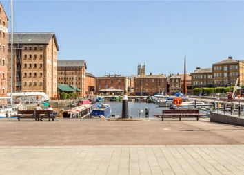 Thumbnail 2 bed flat for sale in Mariners Court, West Quay, The Docks, Gloucester