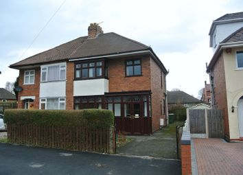 Thumbnail 3 bedroom semi-detached house for sale in London Road, St Georges, Telford, Shropshire.