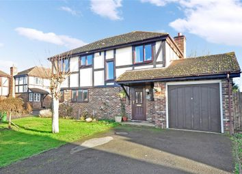 Thumbnail 4 bed detached house for sale in Pilgrims View, Sandling, Maidstone, Kent