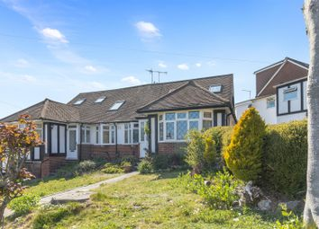 Thumbnail 4 bed semi-detached house for sale in Eldred Avenue, Brighton