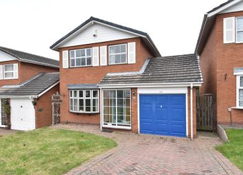 Thumbnail 3 bed detached house for sale in Teazel Avenue, Bournville, Birmingham