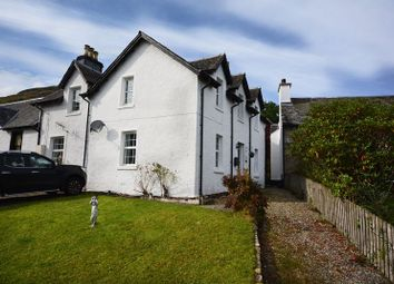 Thumbnail 2 bed flat for sale in Main Street, Killin