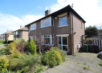 Thumbnail 3 bed semi-detached house to rent in Bronshill Grove, Allerton, Bradford