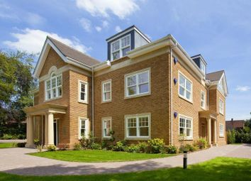 Thumbnail 2 bed flat to rent in Fairoak House, Fairmile Lane, Cobham, Surrey