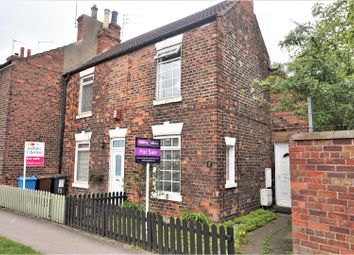 Thumbnail 2 bedroom cottage for sale in West Parade, Hull