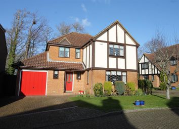 Thumbnail 4 bed detached house for sale in Robin Hill, Bexhill-On-Sea