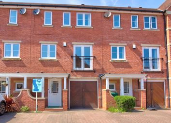 Thumbnail 4 bed town house for sale in Lea Drive, Loughborough