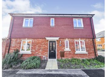 Hangar Drive, Tangmere, Chichester PO20. 4 bed detached house for sale