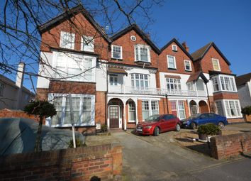 Thumbnail 2 bed flat for sale in Kirkley Cliff Road, Lowestoft