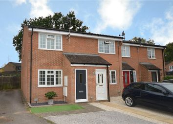 Thumbnail 2 bed semi-detached house for sale in Farcrosse Close, Sandhurst, Berkshire