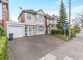 Thumbnail 3 bed detached house for sale in Petersfield Road, Hall Green, Birmingham