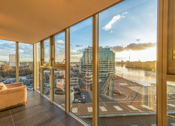Thumbnail 1 bed flat for sale in Falcon Wharf, Battersea, London