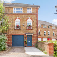 Thumbnail 3 bed end terrace house for sale in Collard Place, London