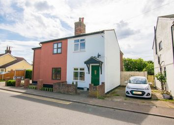 Thumbnail 2 bedroom semi-detached house for sale in Nayland Road, Mile End, Colchester, Essex
