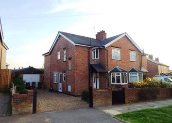 Thumbnail 4 bed semi-detached house for sale in Whitesmead Road, Stevenage, Hertfordshire, England