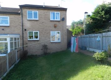 Thumbnail 1 bed terraced house to rent in Melbeck Court, Chapeltown, Sheffield