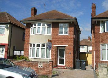 Thumbnail 3 bed property to rent in Salisbury Street, Beeston