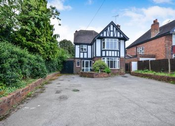 Thumbnail 3 bed detached house for sale in Huthwaite Road, Sutton-In-Ashfield, Nottinghamshire, Notts