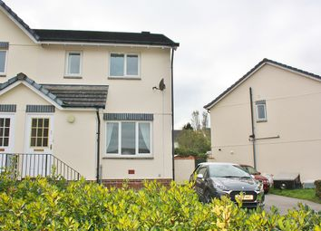 Thumbnail 3 bed semi-detached house to rent in Foxglove Close, Launceston