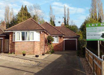 Thumbnail 2 bed detached bungalow to rent in Edenbridge, Kent