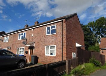 Thumbnail 2 bed flat to rent in Marylebone Crescent, Mackworth, Derbyshire