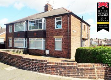 Thumbnail 2 bed flat for sale in Rutland Place, North Shields