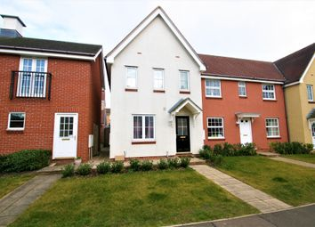 Thumbnail 3 bed terraced house to rent in Shepherds Drive, Colchester