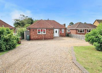 Thumbnail 4 bed detached bungalow for sale in Old Road, Acle, Norwich