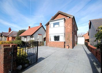 Thumbnail 3 bed detached house for sale in Hawes Side Lane, Blackpool, Lancashire