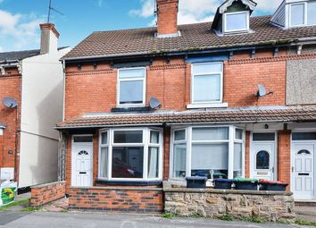 Thumbnail 3 bed terraced house to rent in Cookson Street, Kirkby-In-Ashfield, Nottingham