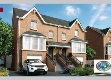 Thumbnail 3 bed semi-detached house for sale in Millreagh Development, Carrowreagh Road, Dundonald