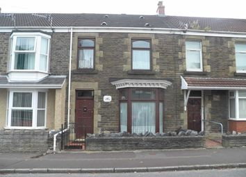 Thumbnail 4 bedroom terraced house for sale in Cecil Street, Manselton, Swansea