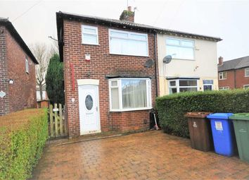 Thumbnail 3 bed semi-detached house for sale in Arlington Avenue, Denton, Manchester