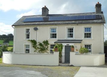 Thumbnail 5 bed detached house for sale in Llanddewi Brefi, Tregaron
