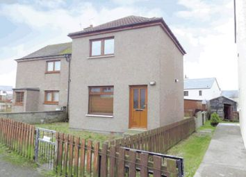 Thumbnail 4 bed end terrace house for sale in Seaforth Road, Thurso