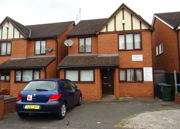Thumbnail 4 bed detached house to rent in Park Road, Coventry