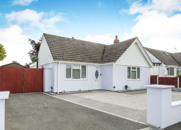 Thumbnail 3 bed detached bungalow for sale in Benbridge Avenue, Bournemouth