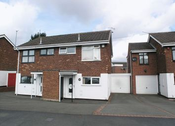 Thumbnail 2 bed semi-detached house for sale in Brierley Hill, Withymoor Village, Gayfield Avenue