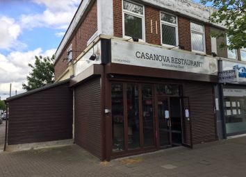 Thumbnail Leisure/hospitality to let in Chingford Mount Road, London