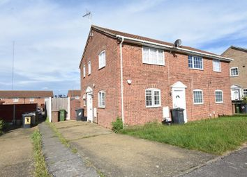 Thumbnail 1 bed maisonette for sale in Bunting Road, Luton