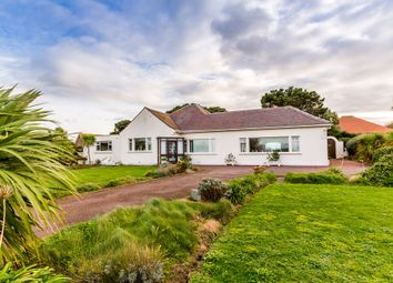 Thumbnail 3 bedroom bungalow for sale in Cobo Coast Road, Castel, Guernsey