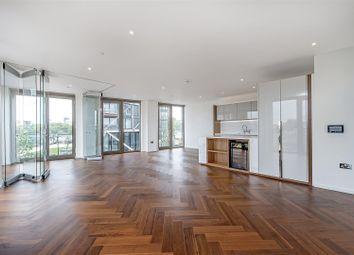 Thumbnail 3 bedroom flat to rent in Capital Building, Embassy Gardens, Nine Elms, London