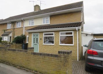 Thumbnail 3 bedroom semi-detached house for sale in Devereux Road, Amesbury, Salisbury